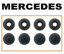 Befestigung Clip für Fußmatten Automatten + Gummimatten Mercedes 4 Stück