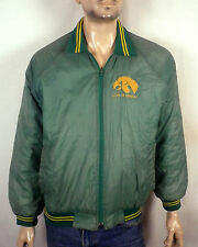 vtg 60s 70s satin Hahn Air Force Base Germany Tour Jacket Vietnam era Cold War M