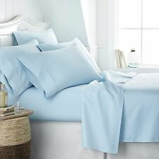 Egyptian Comfort Premium Bed Sheet Set - FREE BONUS PILLOWCASES!