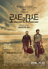 Hell or High Water CANNES 2016 Korean Mini Movie Posters Movie Flyers (A4 Size)