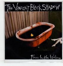 (GS363) The Vincent Black Shadow, Fears In The Water - DJ CD
