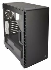 Corsair Carbide Clear 400C Black Mid Tower Case ATX Full Side Panel Window USB3