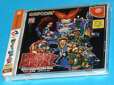 Heavy Metal Geomatrix - Sega Dreamcast DC - JAP