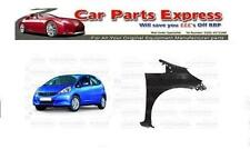 HONDA JAZZ 2011-PRESENT FRONT WING O/S (RIGHT) PAINTED PAINTED NEW ANY COLOUR