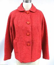Vintage 50s WOOL Jacket M- L
