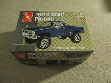 AMT 1984 GMC Pickup 1:25 Model Kit 2005 Complete Unbuilt See My Store