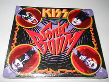 "KISS  ""Sonic Boom""  2 CD/DVD Digipak (Kiss Records 2010 USA)"