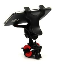 Universal Bike Bicycle HandleBar Clip Mount Holder for Samsung iPhone Phone GPS