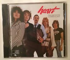 "Heart ""Greatest Hits"" CD - 2 Record Set On 1 Compact Disc - Brand New Sealed"