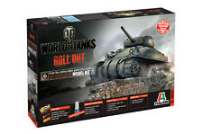 M4 Sherman 1:35 | World of Tanks | Dragon | Italeri | Revell | Modell | # 36503