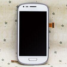 ÉCRAN COMPLET LCD + TACTILE SUR CHÂSSIS POUR SAMSUNG GALAXY S3 MINI i8190 BLANC
