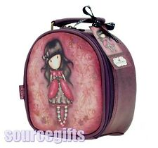 NEW * LADYBIRD * SANTORO GORJUSS VANITY MAKE UP CASE 406GJ03