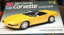 AMT 1994 CHEVY CORVETTE CONVERTIBLE 1/25 FS Model Car Mountain KIT