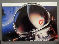 R&L Modern Postcard: Beechwood Designs, Modern Art, Astronaut Space Man