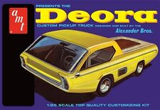 AMT Alexander Bros. 1967 Dodge Deora custom concept truck model kit 1/25