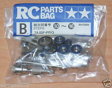 Tamiya 58177 TA03F-Pro, 9415269/19415269 Metal Parts Bag B, RARE, NIP