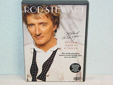 """***DVD-ROD STEWART""""IT HAD TO BE YOU...-THE GREAT AMERICAN SONGBOOK""""-2003 BMG***"""