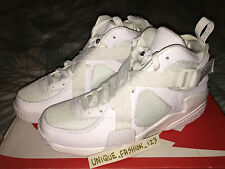 NIKE AIR RAID SP PIGALLE US 12 UK 11 46 WHITE NYC 200 PAIRS PPP WINE FORCE 1