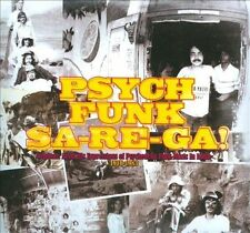 Psych-Funk Sa-Re-Ga! Seminar: Aesthetic Expressions Of Psychedelic Funk Music In