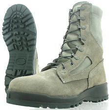 Wellco Air Force TW Gore-Tex COLD WEATHER Flight Beck Boots 12.5R 12 1/2 Regular