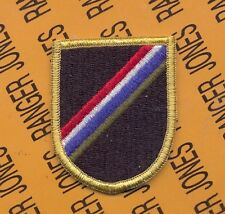 5th SOCCE Special Operations Cmd & Ctrl Element Airborne beret flash patch #2E