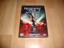 RESIDENT EVIL 2 APOCALIPSIS CON MILLA JOVOVICH EN DVD NUEVA PRECINTADA