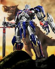 TAKARA TOMY TRANSFORMERS  MOVIE 4 DMK03 LEADER OPTIMUS PRIME DUAL MODEL KIT