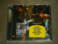 The Company Soundtrack Bonus Tracks sealed