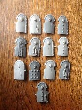 Warhammer. Undead Tomb Kings Skeleton Shields (b). Bits Box. Plastic.