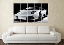 Large Lambourghini Lambo Supercar Sports Car Wall Poster Art Picture Print