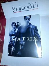 The Matrix Japan Exclusive Blu-Ray Steelbook, Brand New, Factory Sealed [JPN]