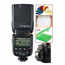 Godox TT600S 2.4G HSS Wireless GN60 Flash Speedlite for Sony A77II A7RII A7R A99