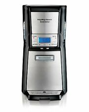 New Hamilton Beach 12-Cup Coffee Maker, Programmable Brewstation Coffee 48465