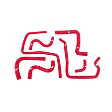 Mishimoto Silicone Ancillary Hose Kit - fits Impreza WRX & STI 2004-2007 - Red