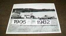 FORD USA TRUCKS 1905 1982 OFFICIAL PRESS PHOTOGRAPH. FORD T. PICK UP TRUCK