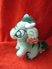 NEW NWT Neopets Neopet Green Kau 5 in tall plushie