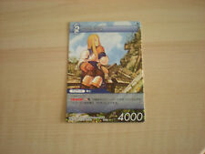 Carte Final Fantasy Tactics Agrias !!!
