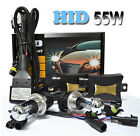 55W HID Xenon Headlight Conversion KIT H1 H3 H4 H7 H11/9005 9006 880/881 9004/7