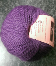 Louisa Harding Akiko Yarn #16 Lavender.  5 x 50g balls