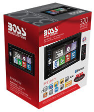 """Boss BV9384NV Double DIN Navigation In-Dash Receiver w/ 6.2"""" Touchscreen"""