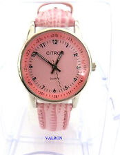 GIRLY PINK WATCH BY CITRON (W7)