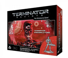TERMINATOR GENISYS ENDOSKELETONS -WAR AGAINST THE MACHINES - 1ST CLASS POSTAGE