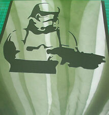 NUOVO M16 Aerografo Stencil / maschere Star Wars Trooper VERNICE T-shirt Craft MOVIE