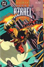 Batman: Sword Of Azrael #1 - 1st App Azrael - (High Grade) 1992