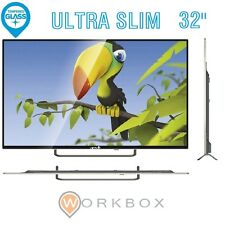 "TV Led 32"" HD Ready ARIELLI LED32ES3 32 Temperato Ultra Slim T2 3xHdmi DVB-T2/C"