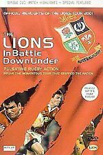 The Lions - In Battle Down Under (DVD, 2004)