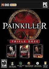 Painkiller Triple Dose (Painkiller, Painkiller: Battle out of Hell, Painkiller:
