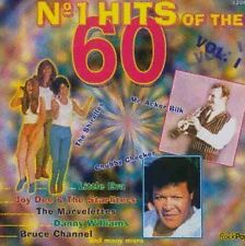 N. 1 Hits of the 60's Kenny Ball Danny Williams chiffons Marvelettes Little Eva