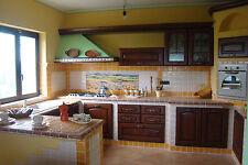 cucina in finta muratura, cucina su misura www.cucinainmuratura-project.it