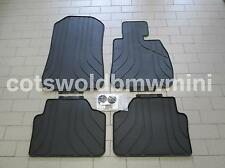 Genuine BMW E90/E91 3 Series Tailored Rubber Car Mats